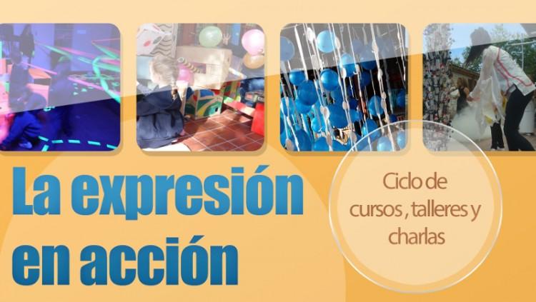 Inscriben a talleres gratuitos para desarrollar la expresión