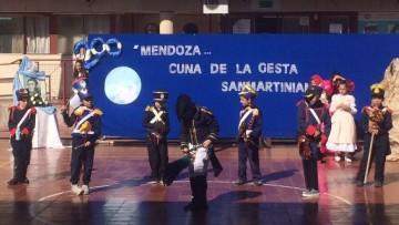 Acto en homenaje al Gral. Don José de San Martín