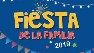 ¡Se viene la Fiesta de la Familia 2019!