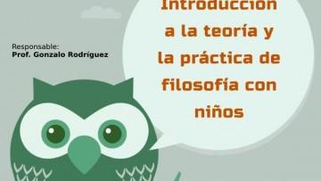 Invitan a curso sobre filosofía con niños