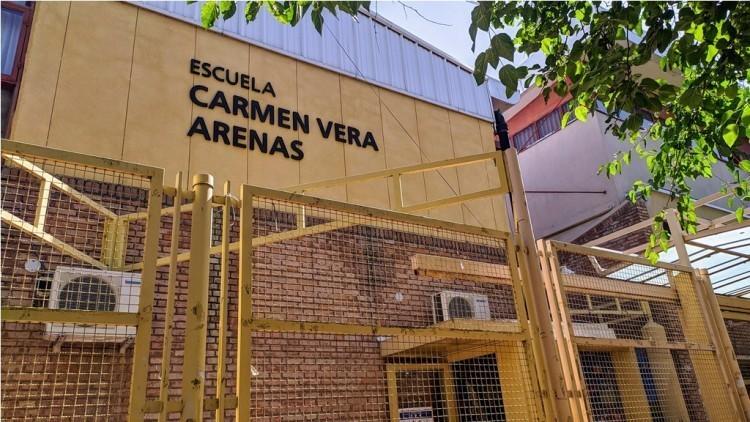 La Escuela Carmen Vera Arenas comienza las clases y regresa a la presencialidad