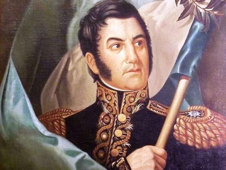 Nuestra Escuela homenajeará al Gral. Don José de San Martín