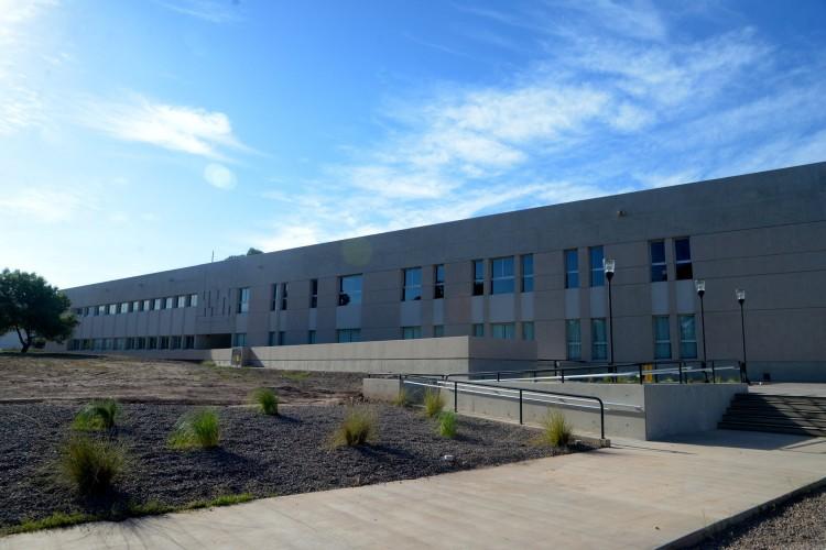 La ECVA presente en la inauguración del nuevo edificio de la Facultad de Educación
